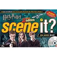 Mattel - Jeux de société - Scene it Harry Potter 2