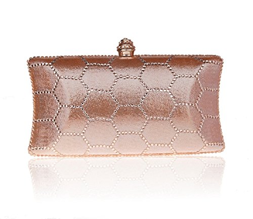 Mini Strass Tasche/ Mode Handtasche/ Damen Abend Tasche-C A