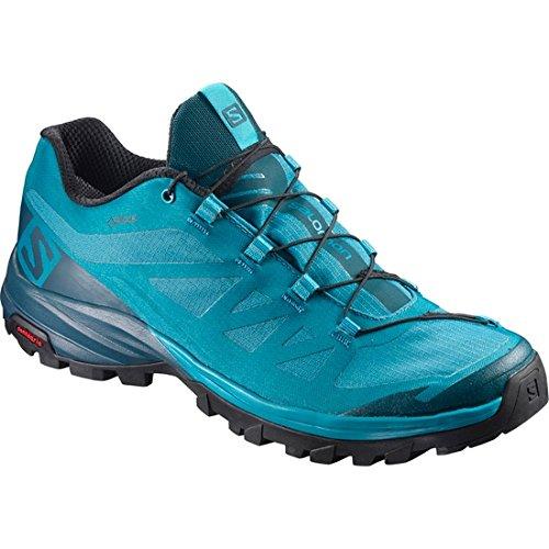 Salomon Outpath GTX W, Chaussures de Randonnée Basses Femme, 7 UK
