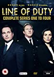 Picture Of Line of Duty - Series 1-4 [DVD]