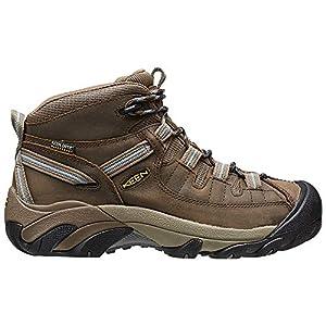 51lU1yIAXdL. SS300  - KEEN Women's Targhee Ii Mid Wp High Rise Hiking Boots