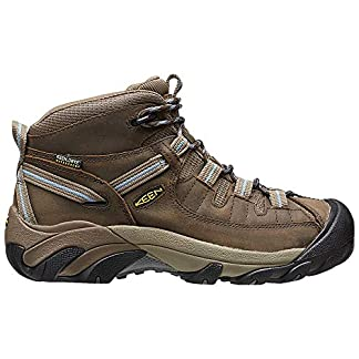 KEEN Women's Targhee Ii Mid Wp High Rise Hiking Boots 8