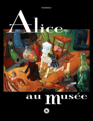 Alice au musée par José Roosevelt