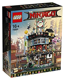 LEGO Ninjago 70620 NINJAGO City (B0785MQP9P) | Amazon price tracker / tracking, Amazon price history charts, Amazon price watches, Amazon price drop alerts