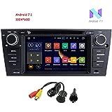 Freeauto para BMW E90 E91 E92 E93 Android 7.1 7 pulgadas Multi pantalla táctil Car Radio estéreo Reproductor de DVD GPS con función de espejo Canbus OBD2 pantalla de ocho núcleos