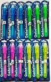 12 Stück Geheimstift mit UV-Licht , unsichtbar schreiben , lesbar durch Licht ,...