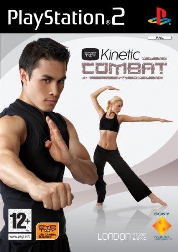Sony EyeToy: Kinetic Combat, PS2