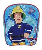 Fireman Sam Mochila Infantil, Azul (Azul) - SAM001040
