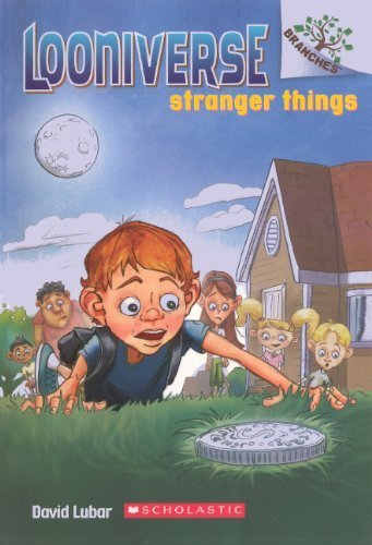 Stranger Things (Turtleback School & Library Binding Edition) (Looniverse) by David Lubar (2013-04-30)