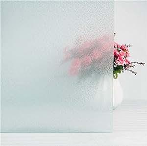 Aingoo film de fen tre verre d poli film opaque film pour for Film opaque pour fenetre