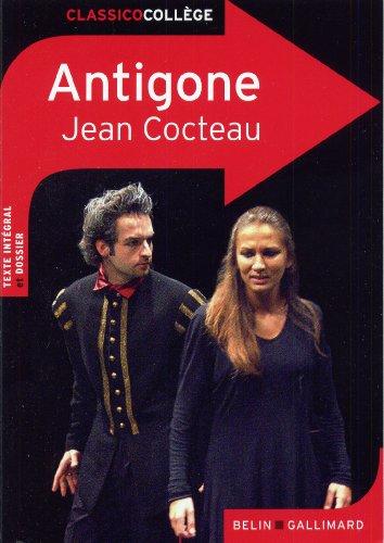 Antigone par Jean Cocteau
