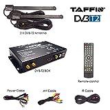 TAFFIO® Universal KFZ Auto DVB-T2 H.265 HD Di...Vergleich