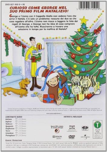 Curioso Come George Sorpresa A Natale