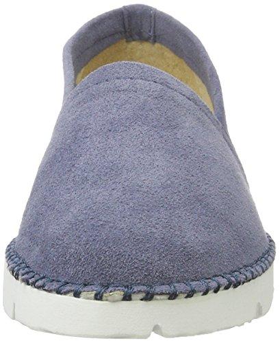 Bronx Damen Bx 1246 Bstitchx Slipper Blau (jeans Blu)