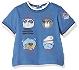 Chicco 09006268000000, Camiseta Unisex bebé, Turquesa (Azzurro Scuro 028), 68 cm