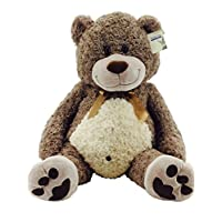 Sweety Toys 3785 XXL Giant Teddy Bear Teddy Bear plush Willi super sweet Teddy Bear 90 cm Willibear