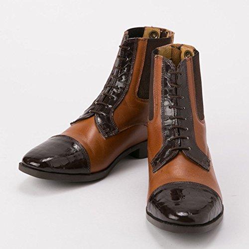 Busse, Stivali da equitazione donna 40 braun (croco) - 40