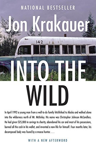 Jon Krakauer: Into the Wild (Anchor Books)