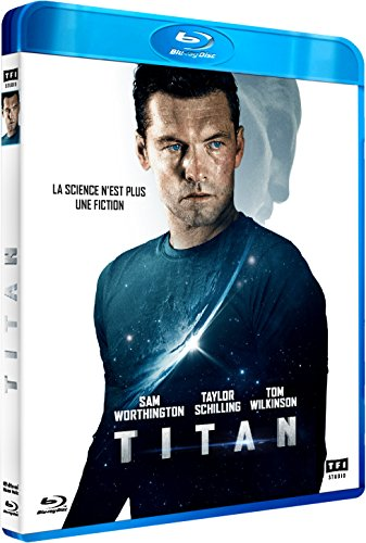 Image de Titan [Blu-ray + Copie digitale] [Blu-ray + Copie digitale]