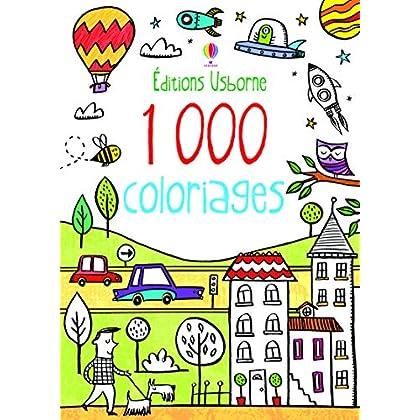1000 coloriages