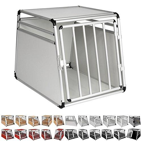 woltur-ht2070wsm1-alu-hundetransportbox-hundebox-hundekafig-autohundebox-1-turig-reisebox-weiss-6590