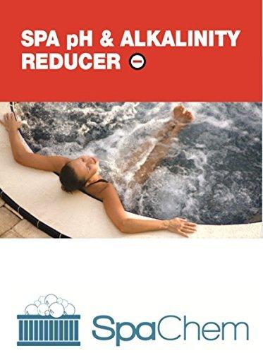 7kg–Reductor de pH & alcalinidad por spachem–PH nivel de lectura Minus Spa Hidromasaje Piscina Agua Balancer