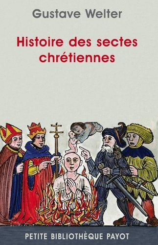Histoire des sectes chrétiennes