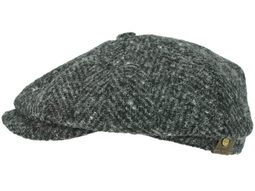 hatteras-herringbone-flat-cap-stetson-flat-caps-hatteras-hat-59-cm-black