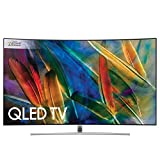 "Samsung QE55Q8CAMT 55"" Smart 4K Ultra HD HDR Curved QLED TV"