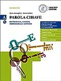 Parola chiave. La lingua italiana per accedere a tutti i linguaggi e le discipline. Per le Scuole superiori. Con e-book. Con espansione online. Con CD-ROM