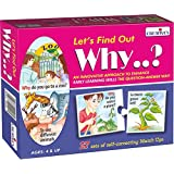 Creative Educational Aids P. Ltd. 1013 Let's Find Out - Why?