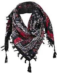 4d6693ff6eb0 Amazon.fr   Pompons - Echarpes et foulards   Accessoires   Vêtements