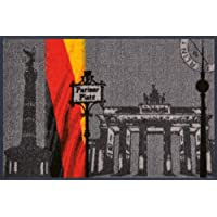 """Rockbites  Fußmatte /""""Berlin Alexanderplatz/"""" Türmatte Fußabstreifer 100858 Nr.106"""