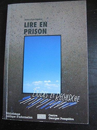 LIRE EN PRISON