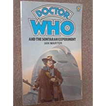 Doctor Who and the Sontaran Experiment by Ian Marter (1-Dec-1978) Paperback