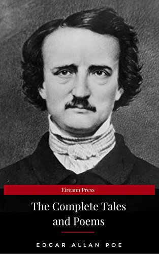Edgar Allan Poe: Complete Tales and Poems: The Black Cat, The Fall of the House of Usher, The Raven, The Masque of the Red Death... (English Edition) por Edgar Allan Poe