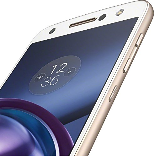 Moto Z - Smartphone libre de 5 5   Bluetooth  Qualcomm Snapdragon 820  4 GB de RAM  32 GB  c  mara de 13 MP  Android 6   blanco