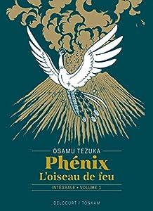 Phénix l'oiseau de feu Edition prestige Tome 1