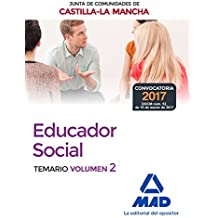 Educadores Sociales de la Junta de Comunidades de Castilla-La Mancha. Temario Específico Volumen 2