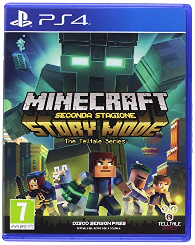 Minecraft story mode season 2 - playstation 4