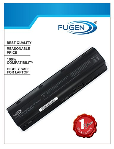 Fugen MU06 for HP 430 630 G4 G6 G62 DM4 DV6 Compaq CQ42 CQ62 Laptop Battery Black