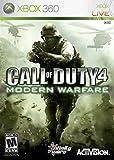 Activision Call of Duty 4 - Juego (Xbox 360, Acción, M (Maduro))
