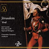 Verdi : Jerusalem. Carreras, Ricciarelli, Gavazzeni.