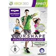 Your shape : fitness evolved 2012 (Kinect) [import allemand]