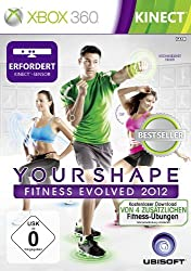 Your Shape Fitness Evolved 2012 - Classic Edition (Kinect erforderlich)