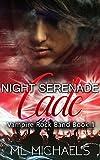 Night Serenade: Cade (Vampire Rock Band Book Book 1)