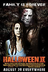 Halloween 2 Affiche du film Poster Movie Halloween 2 (11 x 17 In - 28cm x 44cm) Style G