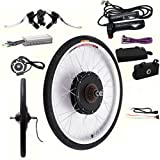 "Best Electric Bicycle Conversion Kits - HanSemay 48V 1000W 26"" Electric Bike Conversion Kit Review"