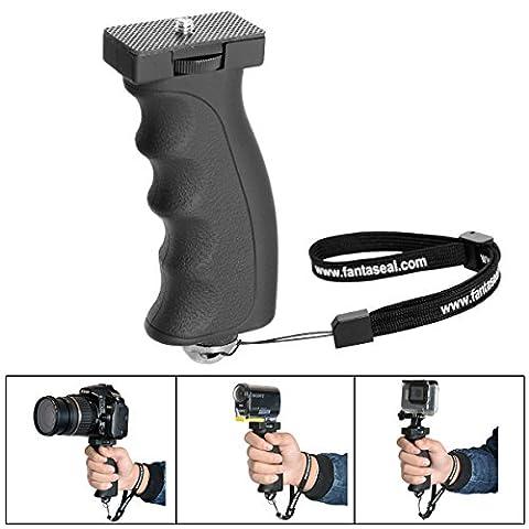 Fantaseal® DSLR Caméra Poignée Stabilisateur Ergonomique Support, Grip Unique pour