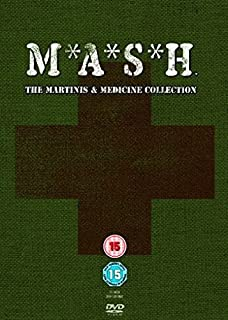 M*A*S*H - The Martinis & Medicine Collection [DVD] (B000HN315Q) | Amazon price tracker / tracking, Amazon price history charts, Amazon price watches, Amazon price drop alerts